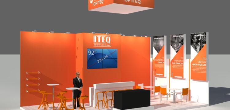 Bezoek ITEQ tijdens ESEF Maakindustrie 17 t/m 20 maart 2020